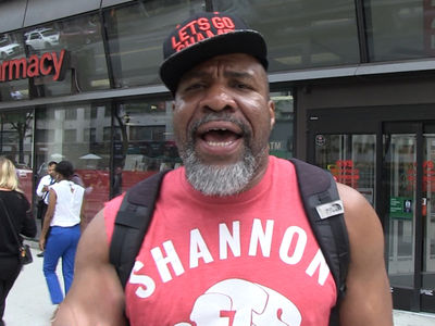 Shannon Briggs -- Calls Out Boxing Star ... You're a SUCKA!!! (VIDEO)