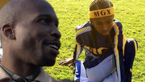 Chad Johnson's Daughter -- Defends 800m Gold Medal ... in Jr. Olympics