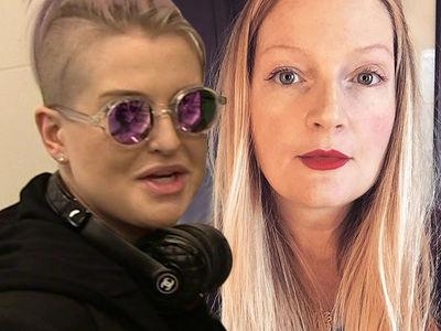 Ozzy Osbourne's Mistress -- SUES KELLY OSBOURNE ... You Slut-Shamed Me!