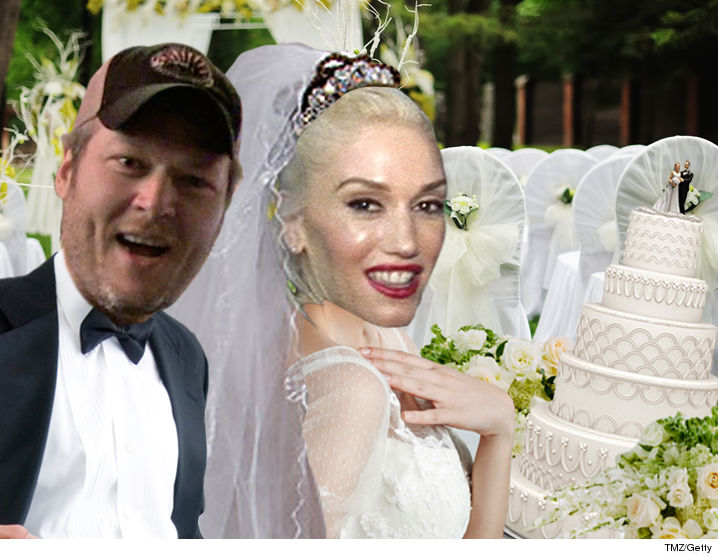 Blake Shelton And Gwen Stefani Are Gettin Hitched