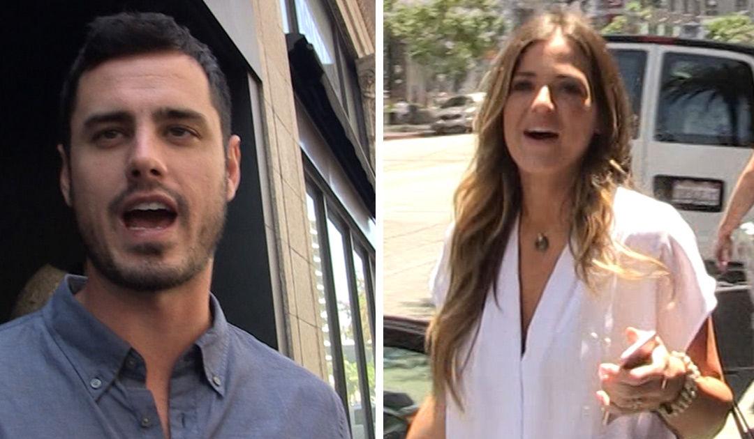 Bachelorette JoJo Fletcher Gets Bang For Her Buck On Double Date With Ex Ben Higgins