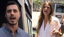 'Bachelorette' JoJo Fletcher -- Gets Bang For Her Buck On Double Date with Ex Ben Higgins (VIDEO)