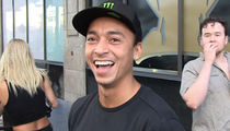 Pro Skater Nyjah Huston -- Lawbreaking Night Ragers On Hold  ... For At Least Two Years (VIDEO)