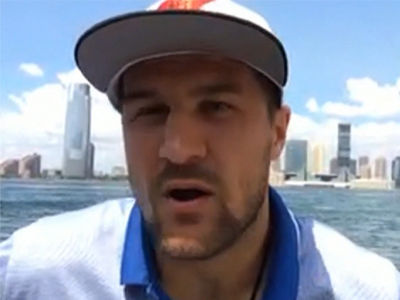 Sergey Kovalev -- I Fight To Honor Boxer Who Died By My Hands (VIDEO)