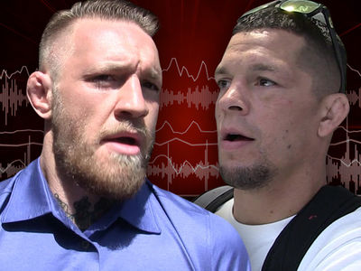 Conor McGregor -- I Will K.O. Nate Diaz ... In 2nd Round!!!