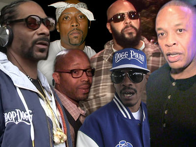Snoop, Suge, & Dre Sued -- Ain't No Fun ... If They Take Our Money!!