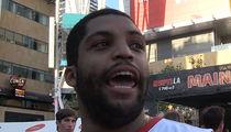 O'Shea Jackson Jr. -- It Was God Who Ass-Whooped George Zimmerman (VIDEO)
