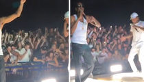 Snoop Dogg & Wiz Khalifa -- 40 Hurt in Rail Collapse at Concert (VIDEO)