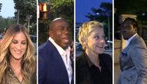 Prez Obama -- Final White House Birthday Party ... Celeb Central (VIDEO)