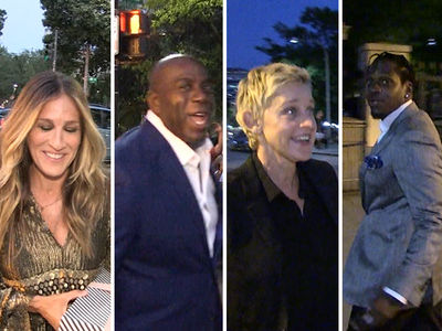 Prez Obama -- Final White House Birthday Party ... Celeb Central (VIDEO)