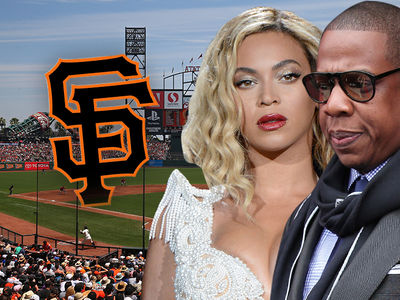 San Francisco Giants Sued -- Cart vs. Fan Collision ... At Beyonce Concert