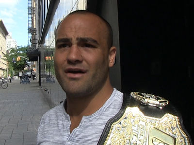 UFC Champ Eddie Alvarez -- Careful, McGregor ... WWE Stars Are 'Incredible Athletes' (VIDEO)