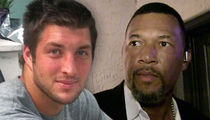 Gary Sheffield -- I Worked with Tim Tebow ... He's Got MLB Talent!