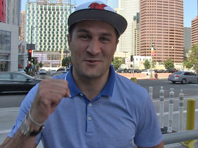 Sergey Kovalev -- I Want Putin In My Corner ... For Andre Ward Fight! (VIDEO)