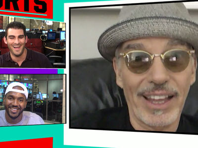 Billy Bob Thornton -- Fournette Vs. Teammate ... 'Looks Like A Fight To Me' (VIDEO)