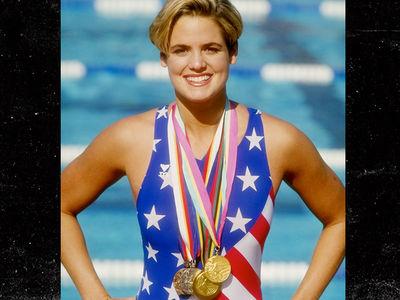 Olympic Swimmer Dara Torres: 'Memba Her?!