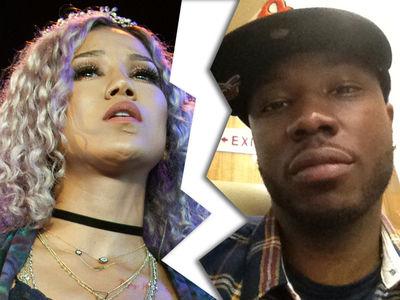 Jhene Aiko -- Files For Divorce Months After Big Sean Kiss