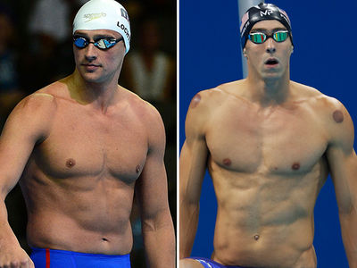 Sexy Olympic Athletes -- Who'd You Rather?