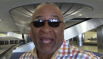 Ozzie Smith -- I Coulda Been an Olympic Gymnast ... Maybe! (VIDEO)