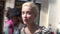 Amber Heard -- I Had an Emergency -- Couldn't Book a Flight For My Depo ... Settlement Seems Close