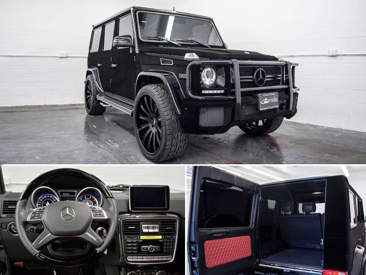 kylie jenner her g wagon can be yours. Black Bedroom Furniture Sets. Home Design Ideas