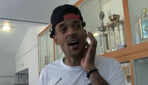 Matt Barnes -- I Might Make Movies With Kobe ... We Talked About It (VIDEOS)