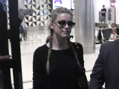 Amber Heard -- I Didn't Release That Video (VIDEO)