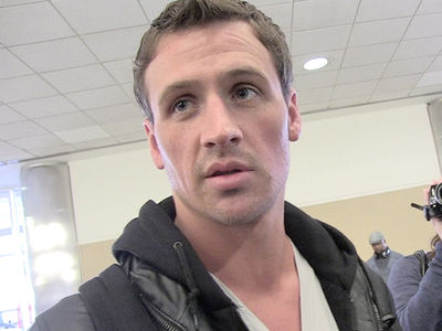Ryan Lochte -- Held Up at Gunpoint in Rio ... IOC Calls Story BS