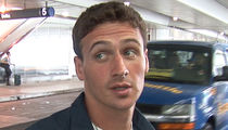 Ryan Lochte -- Armed Robbery ... Rio Cover Up?