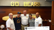 Muhammad Ali's Grandson -- GOLDEN BEAR BOUND ... Running Back Commits to Cal