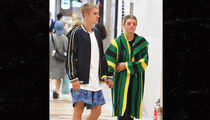 Justin Bieber & Sofia Richie -- The Heart Wants What it Wants (PHOTO)