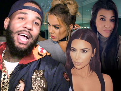 The Kardashians -- The Game's Only 1 for 3 With Us
