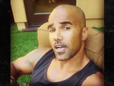 Shemar Moore -- Hey, Thomas Gibson ... Karma's a Bitch (VIDEO)