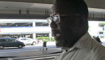 Wendell Pierce -- Devastated After Losing His Home In Louisiana Floods (VIDEO)