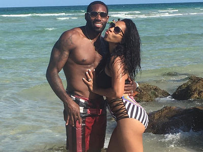 Antonio Cromartie's Wife -- Slams Mother-In-Law ... You're Why He Has So Many Kids!