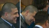 Aaron Hernandez Fiancee Suing Prison: Shayanna Jenkins ...