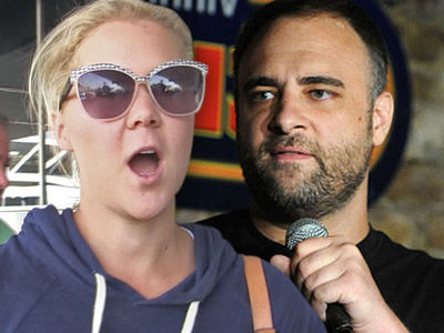 Amy Schumer -- Condemns 'Friend' For Mocking Rape Victims