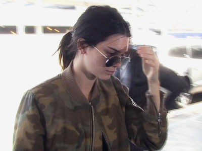 Kendall Jenner -- Alleged Stalker Repeatedly Followed, Harassed and Chased
