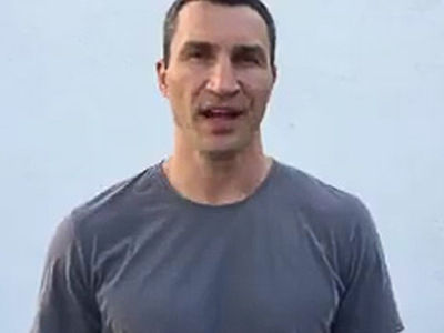 Wladimir Klitschko -- Fury's Trying to Screw Me In Rematch ... I'm Going to Court (VIDEO)