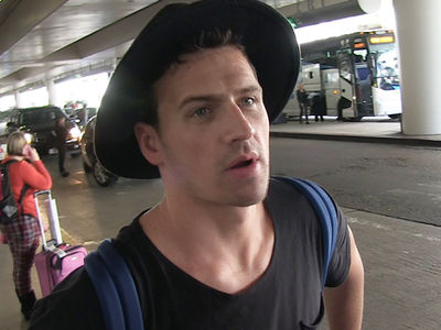 Ryan Lochte -- My Story Was Mostly True ... Tape Edited At Critical Point