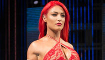 WWE's Eva Marie -- Suspended for Wellness Policy Violation