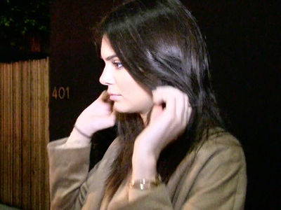 Kendall Jenner -- Extra Security After Stalker Scare