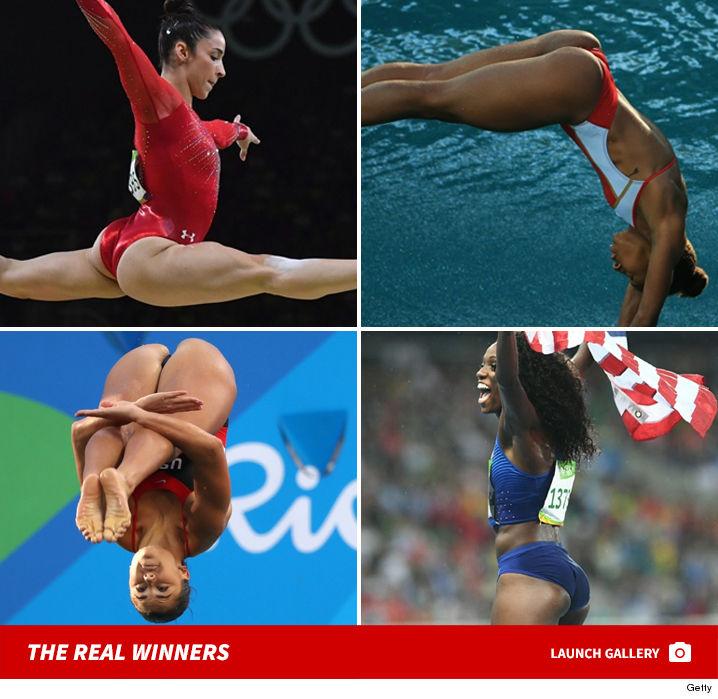 Gymnast Butt Pics