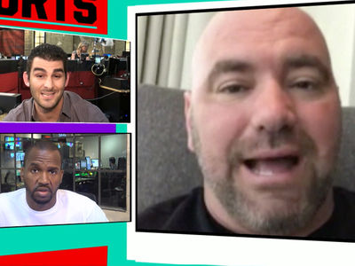 Dana White -- I Don't Believe Jon Jones Used 'Roids (VIDEO)