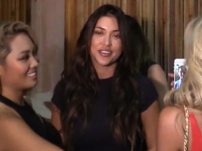 UFC's Arianny Celeste -- I Got Nate Over Conor ... 'He's Crazy As F***' (VIDEO)