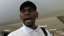 Jerry Stackhouse -- Michael Jordan NEVER Sang To Me ... My Ex-Teammate LIED (VIDEO)