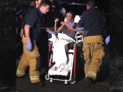 'Rica Famosa Latina' Brawl -- Real Blood & Broken Glass ... Take THAT 'Housewives' (VIDEOS + PHOTO)