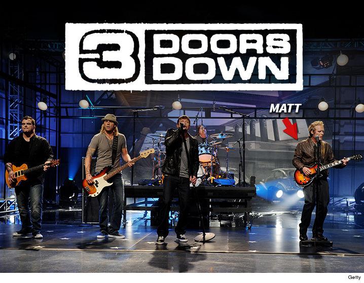 3 Doors Down - Kryptonite (AOL Sessions) & 3 Doors Downu0027: Ex-Guitarist Dead at 38   TMZ.com pezcame.com