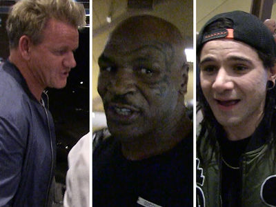 McGregor vs. Diaz -- Celebs Weigh In ... 3rd Fight Will Be Epic!!!