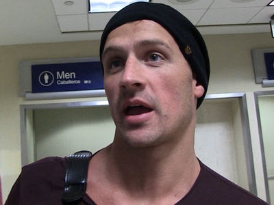 Ryan Lochte -- I'm Rethinkin' Drinkin' After Rio (VIDEO)